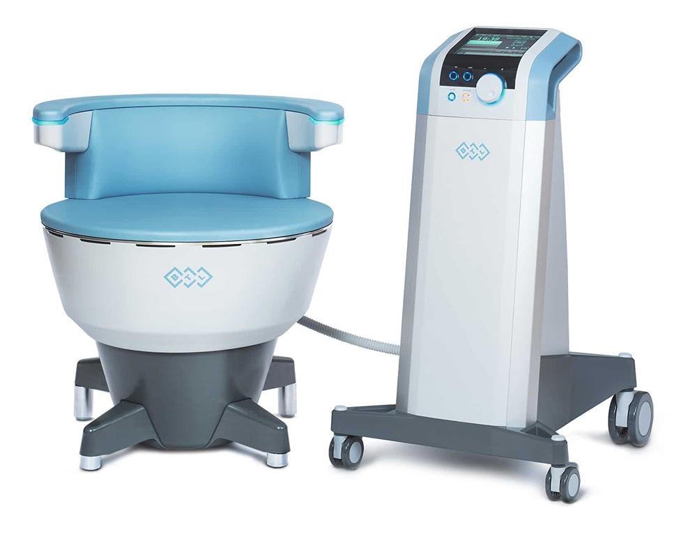 stress incontinence treatment, urge incontinence treatment, urinary incontinence treatment, Emsella chair